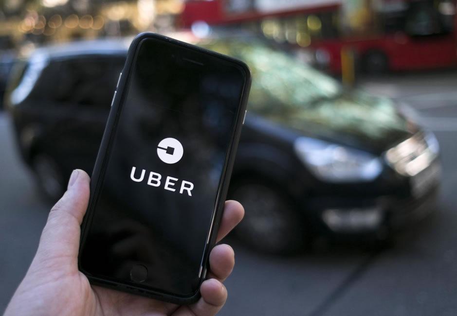 Uber lanza una nueva póliza de seguros