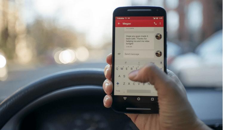 Propuesta para frenar aumento en el numero de accidentes ocasionados por el mal uso del móvil