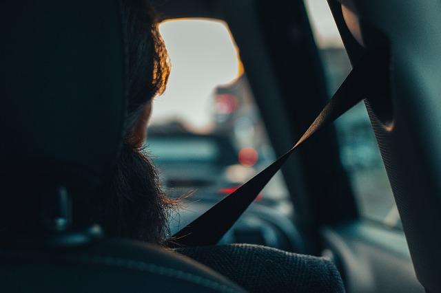 Usar el cinturón de seguridad no es una elección