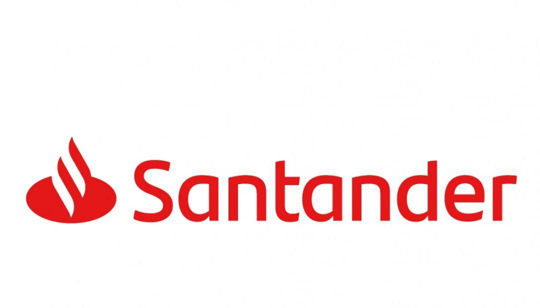 El Banco Santander registró 14% menos beneficio que en 2018